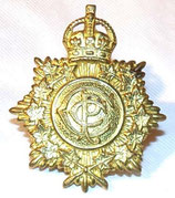 Cap badge CPC Canadian Postal Corps Canada WW2