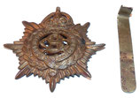 Cap badge ASC Army Service Corps GB WW1