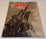 Magazine Der Adler numéro 24 du 2 décembre 1941 allemand WW2