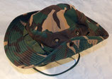 Chapeau de brousse, Bush Hat Hot Weather, Fostex camouflage Woodland armée US