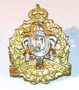 Cap badge Regiment de Maisonneuve Canada WW2