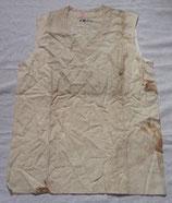 Gilet de flanelle/maillot de corps armée française Indochine/Algérie