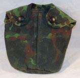 Housse de gourde camouflage flecktarn armée belge ABL