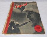 Magazine Signal INCOMPLET 1er numéro février 1942 allemand WW2