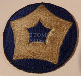 Patch 5th Service Command US WW2