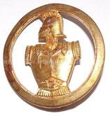 Insigne de béret du Génie armée française fabrication B V AMBERT