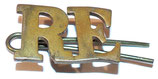 Shoulder title RE Royal Engineers GB WW1