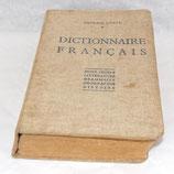 Livre Dictionnaire français avec FAUX tampon allemand WW2