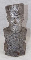 Buste du tsar Alexandre III Russie