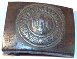 Boucle de ceinturon Heer allemande WW2