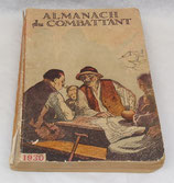 Almanach du combattant et des victimes de la guerre 1930 français