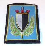 Insigne Circonscription Militaire de Défense Metz armée française (N°3)