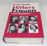 Livre Hitlers frauen und Marlene, Guido Knopp