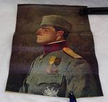 Portrait du Prince (futur Roi) Alexandre de Serbie WW1