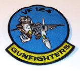 Insigne Fighter Squadron VF 124 Gunfighters armée US