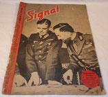 Magazine Signal 2ème numéro de juin 1942 allemand WW2