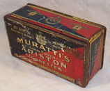 Boite de cigarettes MURATTI'S ARISTON Gold Tipped GB WW1