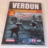 DVD Verdun 90ème anniversaire 1916-2006, la bataille de Verdun et les derniers poilus