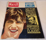 Magazine Paris Match N°587 9 juillet 1960