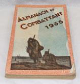 Almanach du combattant et des victimes de la guerre 1935 français