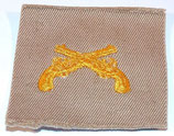 Patte de col Chino MP Military Police US WW2