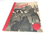 Magazine Signal 1er numéro mars 1943 allemand WW2
