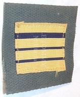 Grade de poitrine velcro Commandant armée française