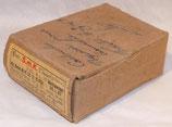 Boite carton vide pour cartouches 7,92mm SMK Grunrot Mauser 98K allemande WW2
