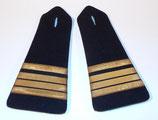 Paire de pattes d'épaule Commandant armée française