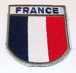 Insigne de nationalité FRANCE armée française (N°1)