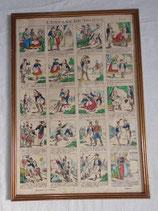 Cadre L'enfant de troupe N°748, Jean-Charles PELLERIN (1756-1836), Epinal, français
