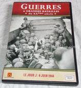 DVD documentaire le Jour-J : 6 juin 1944