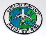 Insigne Otan Nato E-3A Component Operations Wing