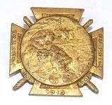 Broche Journée du poilu 1915 français WW1