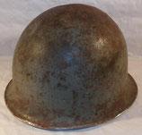 Coque de casque modèle 51 armée française Indochine/Algérie
