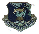 Insigne 347th Rescue Wing armée US