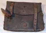 Reste d'une cartouchière Lebel modèle 1905/14 modifiée 1934 pour pièces français WW1/WW2