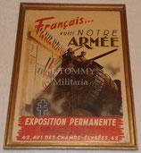 Affiche WW2 Français… Voici notre Armée