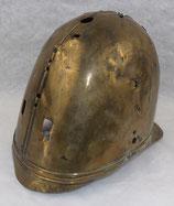 Coque de casque modèle 1852 Sapeurs-Pompiers de Paris français Second Empire