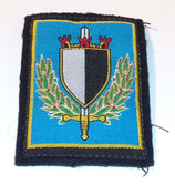 Insigne Circonscription Militaire de Défense Metz armée française (N°2)