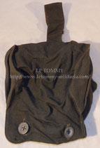 Pochette bleue Luftwaffe pour cartouche de rechange masque à gaz allemand WW2