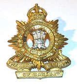Cap badge Royal Regiment of Canada WW2