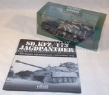 Char allemand WW2 Jagdpanther en boite d'origine neuf 1/72ème
