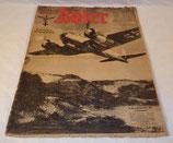 Magazine Der Adler numéro 4 du 24 février 1942 allemand WW2