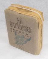 Paquet de 20 cigarettes Gauloises caporal ordinaire plein français WW2