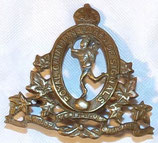 Cap badge RCCS Royal Canadian Corps of Signals Canada WW2