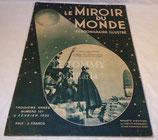 Magazine Le Miroir du Monde numéro 101 du 6 février 1932