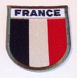 Insigne de nationalité FRANCE armée française (N°2)