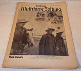 Journal Berliner Illustrierte Zeitung numéro 19 8 mai 1941 allemand WW2