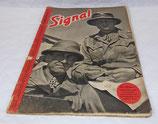 Magazine Signal 1er numéro mai 1941 allemand WW2